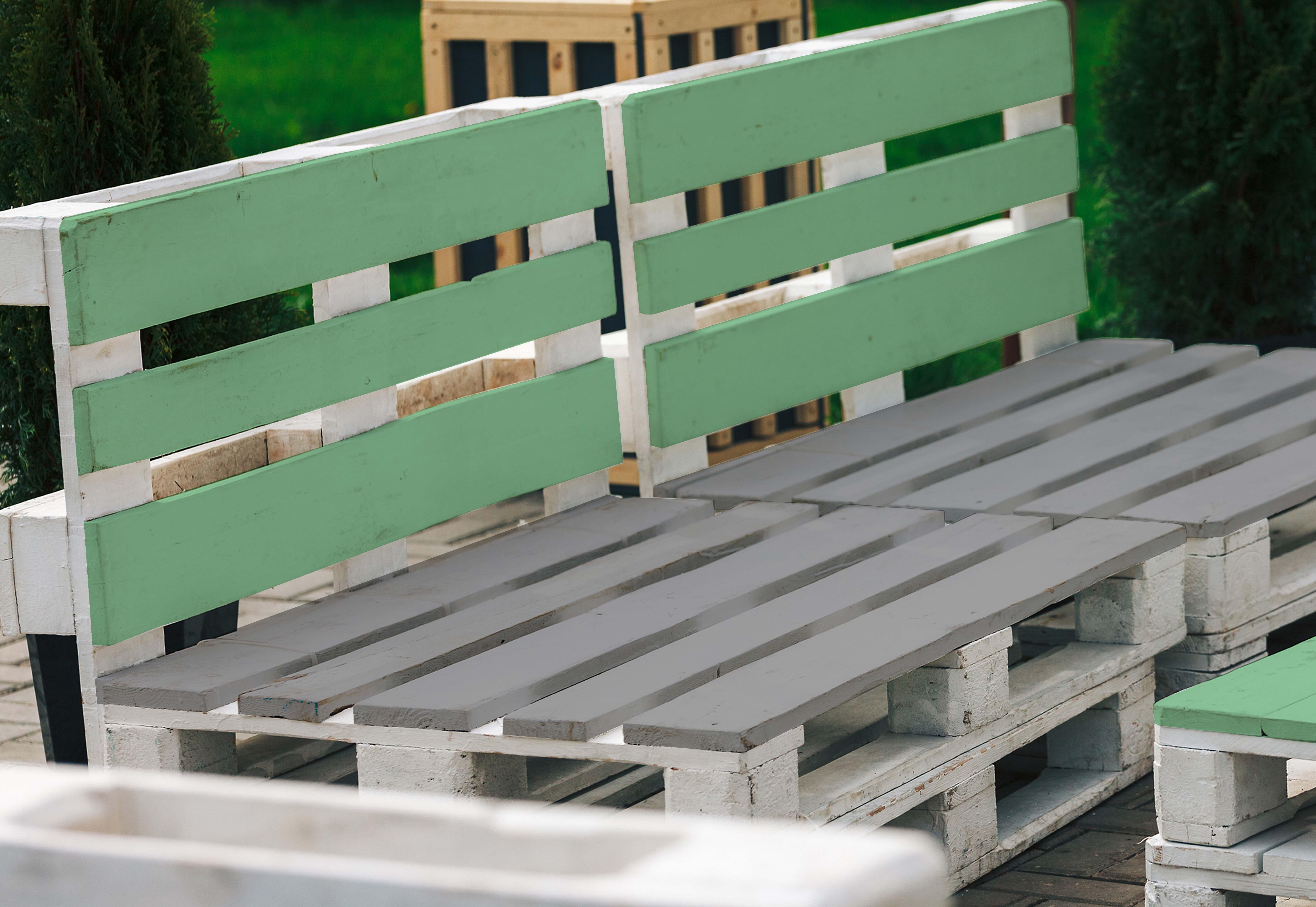 Creëer een nieuwe look met onze steigerhout colourwash!